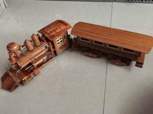 Mỹ nghệ gỗ (mô hình Xe lửa)