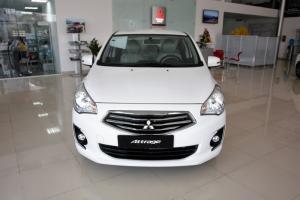 Mitsubishi Motors Đà Nẵng báo giá Attrage nội...
