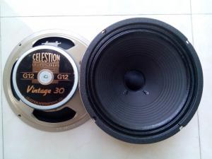 Loa Celestion-G12- Vintage 30 ,made in  England ( Hi-End )