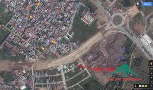 Bán mảnh đất gần bệnh viên Vinmec - Cầu Rào 2 Hải Phòng, DT 87.5m, r = 5m, hướng ĐN, giá 1.8 tỉ