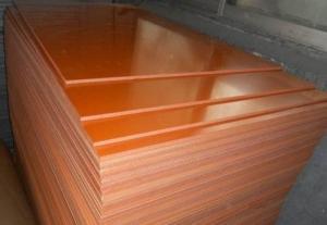 Nhựa bakelite (phenolic) trung quốc màu cam mới về đầy đủ kích thước