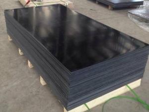 Nhựa bakelite Trung Quốc màu đen