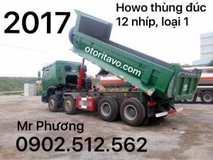 Xe ben howo 2017 giá tốt nhất thị trường Đồng Nai