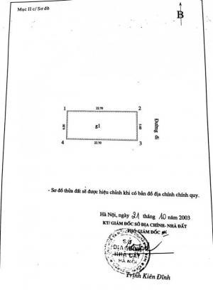 Bán Nhà Gấp MP Kim Giang Q.Hoàng Mai 131m2 GIÁ: 10.9Tỷ MT 5,6M
