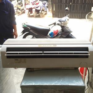 Máy lạnh cũ TOSHIBA 1 gựa, mới 95% giá rẻ