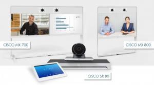 Thiết bị hội nghị truyền hình Cisco