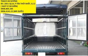 Bán xe tải Kia 2.4 tấn vào thành phố với giá ưu đải nhất thị trường