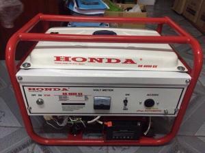 Máy phát điện chạy điều hòa 12000btu Honda sh4500