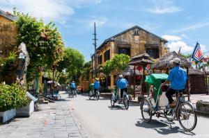 Mở bán dãy phố thương mại – nghỉ dưỡng trung tâm Hội An
