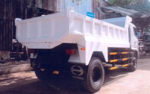 Xe Ben Hino 8.2 tấn