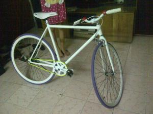 Bán xe đạp Fix Gear