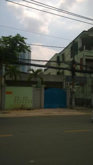 Nhà cho thuê Lê Quang Định, p.14, Bình Thạnh, 2 MT,dt 7x21m