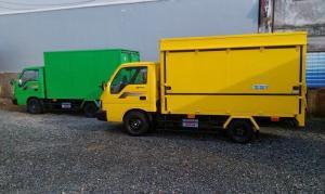 Cung cấp xe cơ sở Kia K2700, Kia K2700II giá tốt