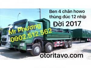 Howo chính hãng nhà Phân Phối Rita Võ