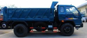 Giá bán xe ben Forland FD9000, tải trọng cao 8,7 tấn, thùng 6,7 khối. Xe ben đa dụng được ưa chuộng nhất.