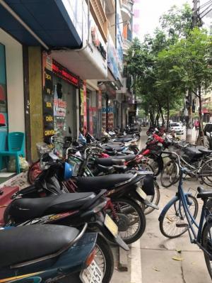 Mặt phố Hoàng Văn Thái, nhà 6 tầng, mặt tiền 5m, nhà mới đẹp