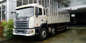 Xe tải jac dời 2014