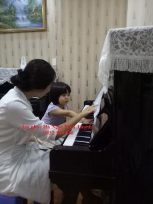 Dạy piano,guitar,tại Bình Thạnh