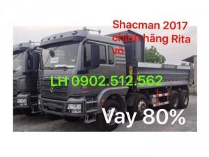 Ở vũng tàu nên mua xe ben howo 2017 hay ben shacman 2017