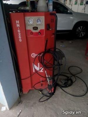 Những thiết bị chăm sóc lốp xe ô tô dùng...