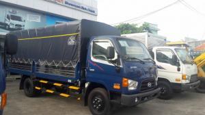 Xe tải Hyundai HD99 6,5 tấn đầu cabin mẫu mới...