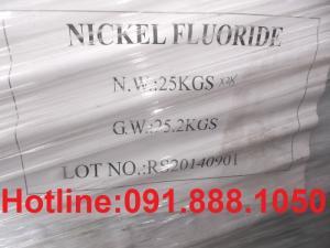 Bán-NiF2, bán-Nickel-Fluoride dùng trong xi mạ, thụ động bề mặt  kim loại.