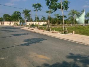 Đất mặt tiền đường Tam Đa quận 9, gần khu du lịch BCR, giá đầu tư tốt.