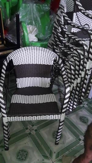 Bàn ghế mây  cần thanh lý giá rẻ nhất
