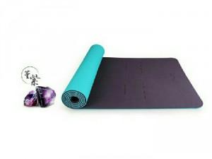 Thảm tập yoga Hatha có định tuyến chống trượt cao cấp