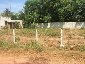 Bán đất ngay chợ Phú Hòa Đông củ chi
