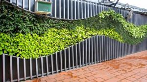 Tường cây giả Bình Dương, vách cây giả Bình dương, tường cây trang trí Bình Dương