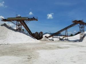 Bán cát trắng SILICA