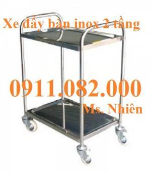 Xe đẩy bàn 150kg, 300kg giá rẻ nhất thị trường
