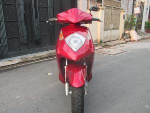 Honda dylan 150cc (ý),màu đỏ, ngay chủ