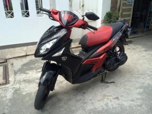 Yamaha Nouvo 4 135cc, ngay chủ, nguyên zin,màu đỏ đen