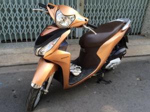 Honda Vision FI ,tem nổi,2k16,zin 99,99%,ngay chủ