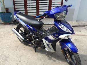 Yamaha Exciter 135cc nhập Thái nguyên chiếc,màu xanh trắng