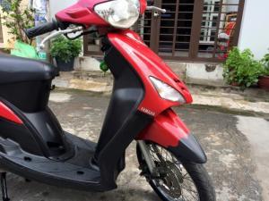 Yamaha Mio Classico mẫu nhỏ,màu đỏ,thắng đĩa,...