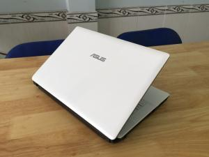 Laptop Asus K43E màu trắng , i5 4G, 500G, đẹp...