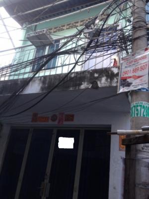 Nhà 1 Lầu Cạnh Cầu Tân Thuận II