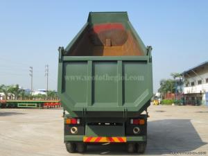 Bán Rơ Moóc Ben Doosung 24 khối, 28 tấn nhập khẩu 2017