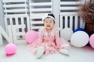 Studio chụp ảnh baby dễ thương tại HCM - Studio chụp ảnh thôi nôi chuyên nghiệp tại Sài Gòn