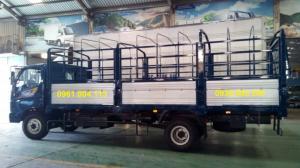 Thaco OLLIN 700C tải trọng 7 tấn Cam ket tien do giao xe hỗ trợ trả góp lên tới 70%