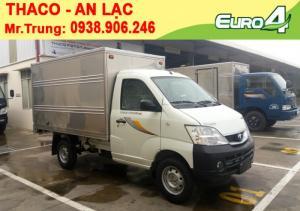 Xe tải THACO TOWNER 990 tải trọng 750kg - 850 - 990kg tiêu chuẩn khí thải EURO 4