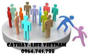 Tuyển dụng Quản lý kinh doanh, Bảo hiểm nhân thọ Cathay Việt Nam Quận 1,