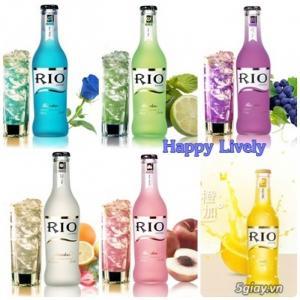 Rượu Rio Cocktail 80.000đ.