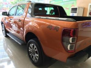 Gía Xe Ford Ranger Wildtrack 2.2L 2017 Tại Ford Trần Hưng Đạo