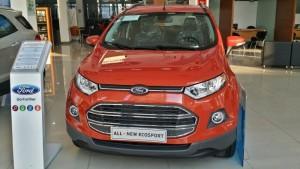 Ford Ecosport 1.5L Trend 2016 đủ màu giao tận...