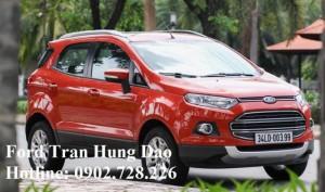 Ford Ecosport trend 2017 khuyến mãi lớn tại...