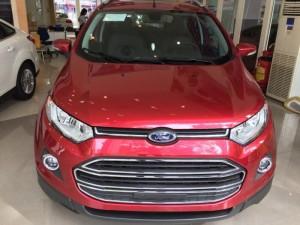 Ford Ecosport Titanium 2017 giá cực sốc + gói...